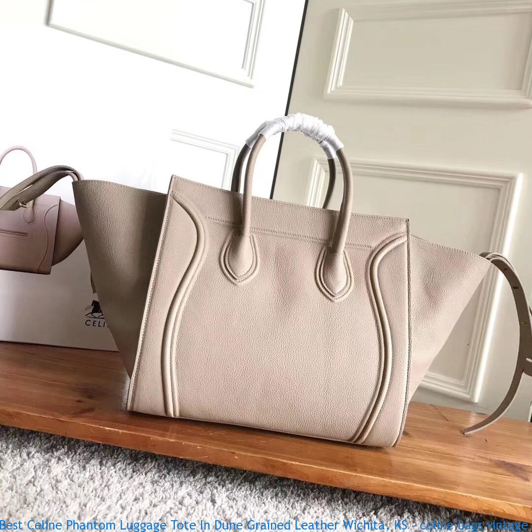 8d1e6fb702 Best Celine Phantom Luggage Tote In Dune Grained Leather Wichita